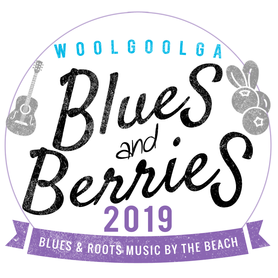 blues and berries logo